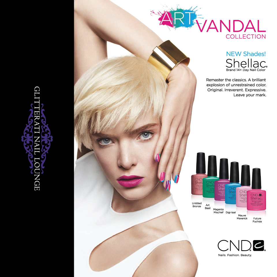 CND Shellac Art Vandal
