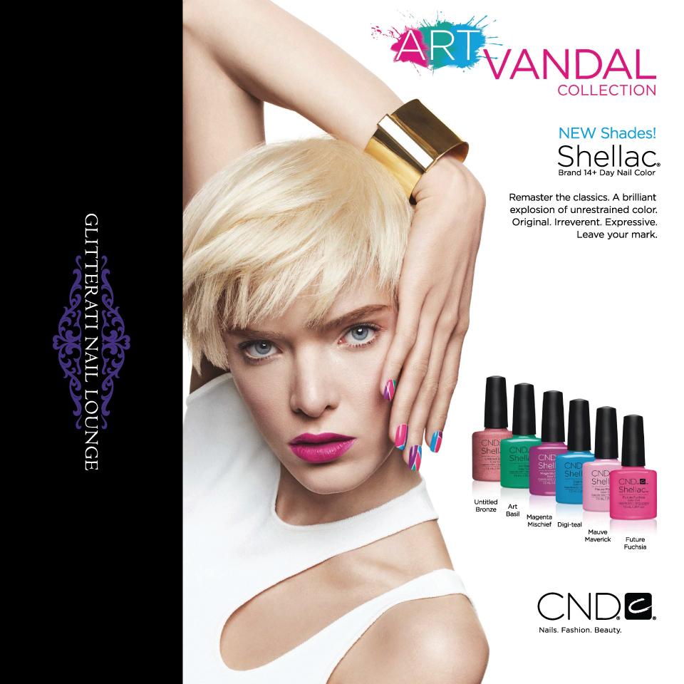 CND Shellac Art Vandal